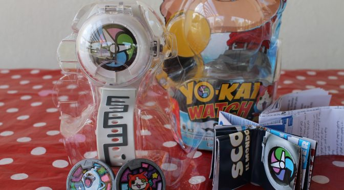 Yo-kai watch approda in Italia