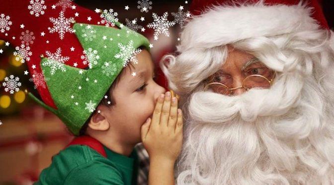Diventare aiutante di Babbo Natale