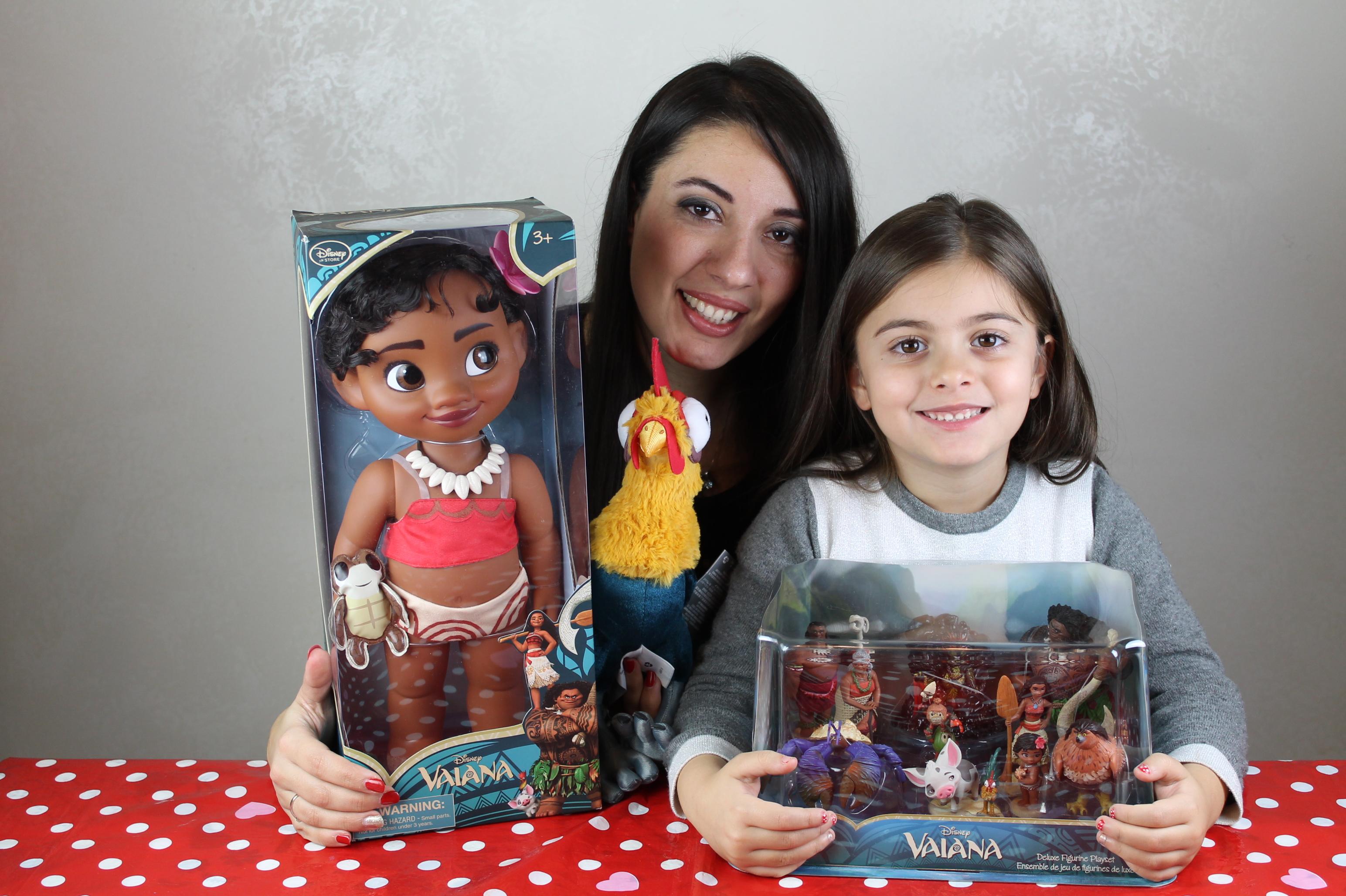 Vaiana la nuova principessa Disney del film Oceania