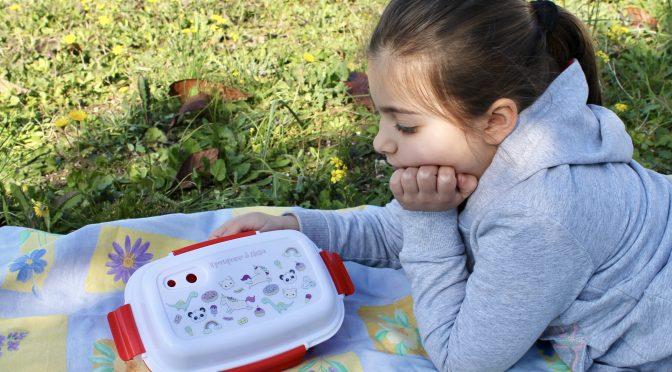 Portapranzo per bambini di Petit Fernand, la soluzione ideale